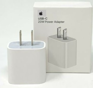 Apple A2305 20W OEM USB-C Power Adapter - Retail