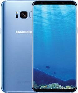 Samsung G955u 64GB S8 + Blue