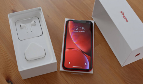 iPhone XR 64GB VZW Coral New in OEM Box