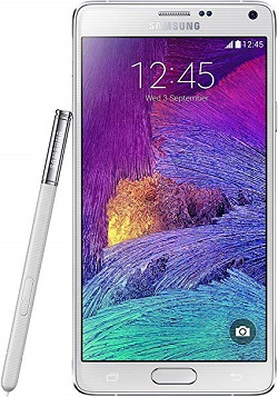Samsung N910V 32GB Note4 White