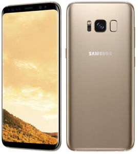 Samsung S8|G950u 64GB Gold