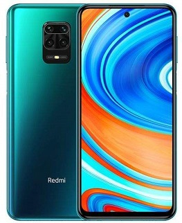 Xiaomi Note9 Pro 128GB Green New