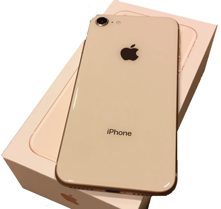 iPhone 8 256GB VZW Gold - New in OEM Box