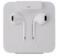Apple A1748 Earpods OEM White - New