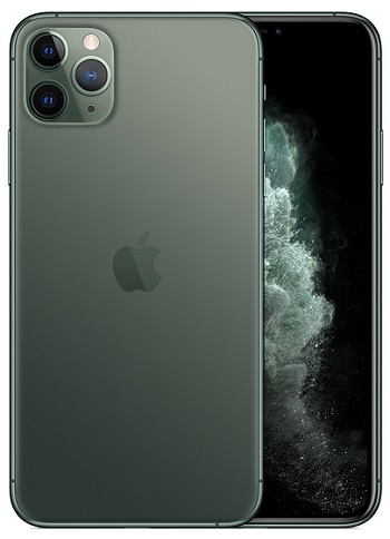 iPhone11 Pro 64GB VZW Midnight Green A Stock