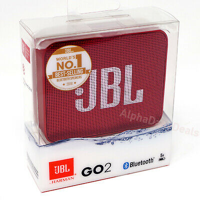 Speaker JBL Go2 Portable Speaker Red