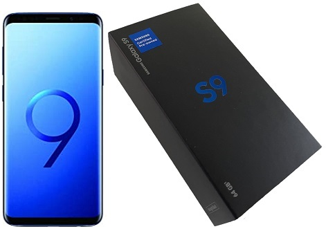 Samsung S9 G960u 64GB Blue