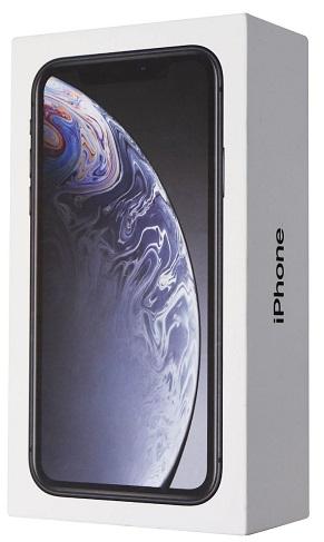 iPhone XR 128GB VZW Black New in OEM Box