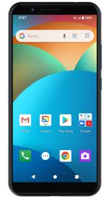 """AT&T Calypso U318A 5.5"""" 16GB Black New"""