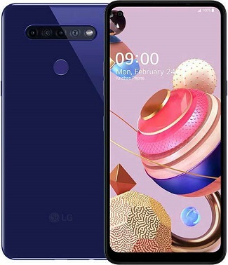 LG k51s | K510ds 64GB Blue New + FREE Case