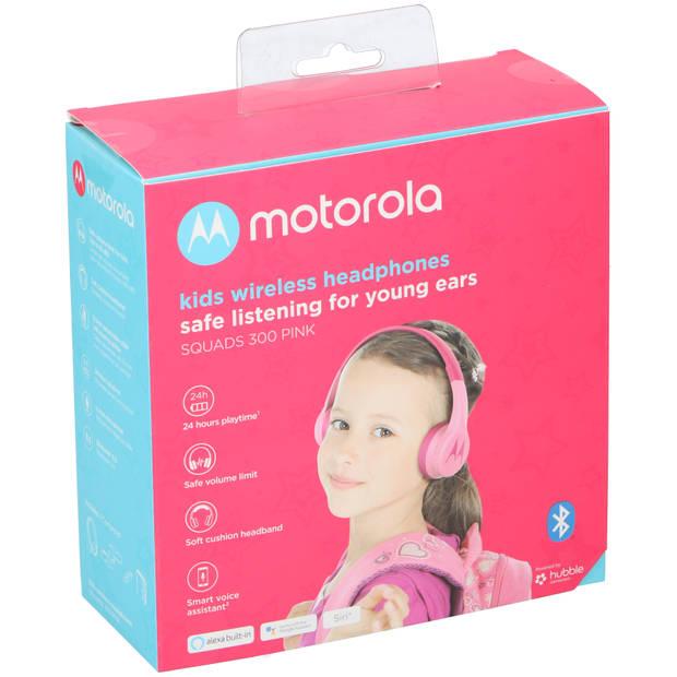 Motorola Squads 300 Kids Bluetooth Pink