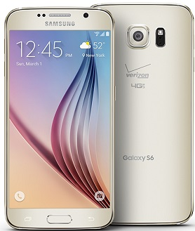Samsung G920V 32GB Galaxy S6 - Gold