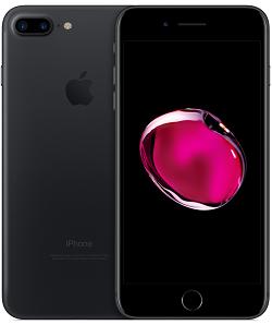 iPhone7 Plus 128GB Matte Black