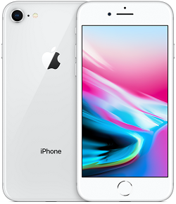 iPhone 8 64GB GSM Silver