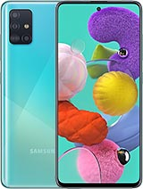Samsung  A51|A515fds 128GB Blue - New