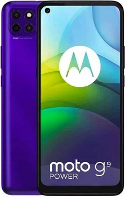 Motorola G9 Power | XT2091-4 128GB Purple New