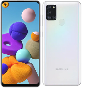 Samsung A21s | A217gds 64GB White - New