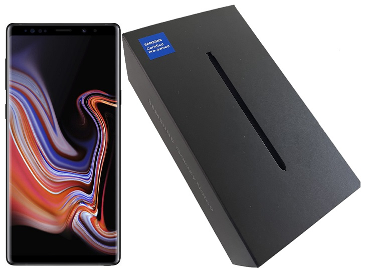 Samsung Note9 N960u 128GB Black