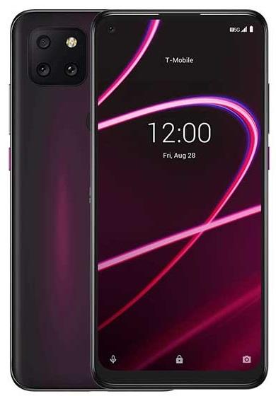 T-Mobile REVVL 5G 128GB Black CPO