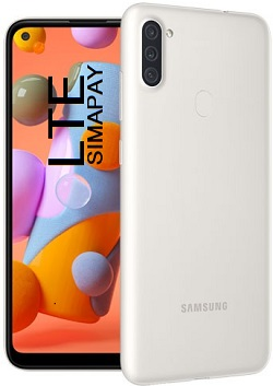 Samsung A11|A115Mds 64GB White New