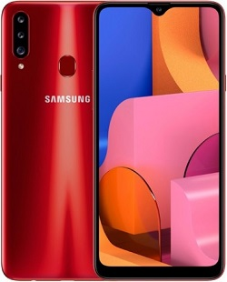 Samsung A207gds 32GB A20S Red - New