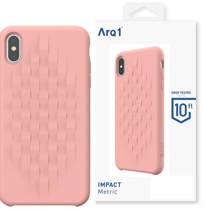 ARQ1 Metric for iPhone X/Xs Case - Blush