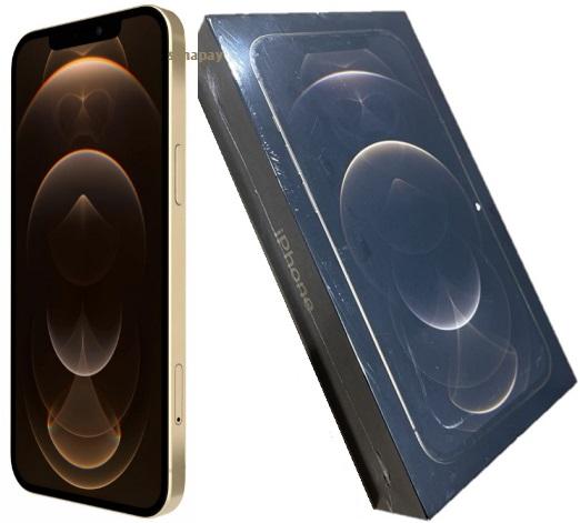 iPhone 12 Pro Max 5G 128GB Gold CPO