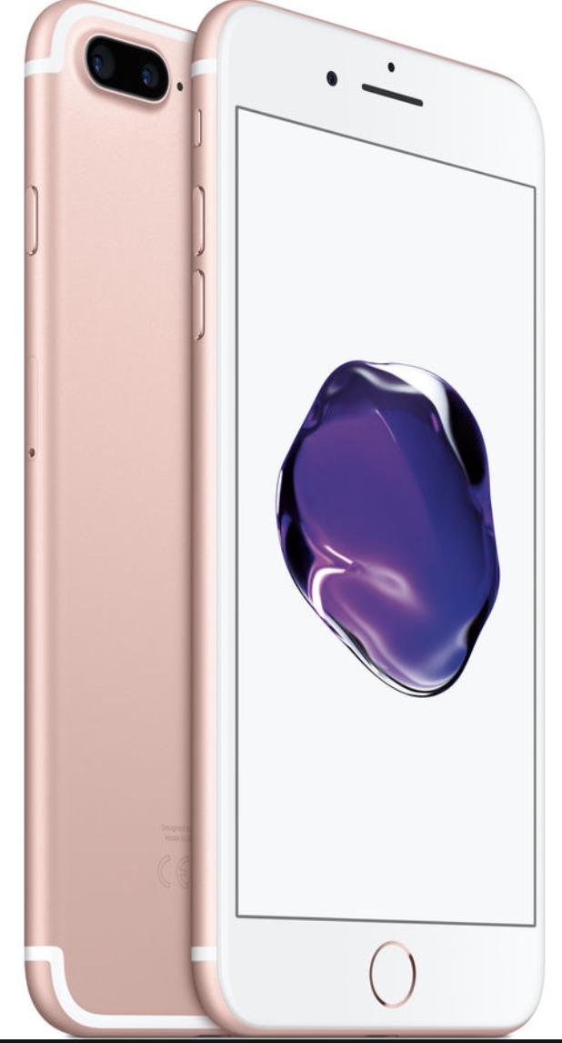 iPhone7 Plus 128GB RoseGold