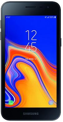 Samsung J260a 16GB Black New