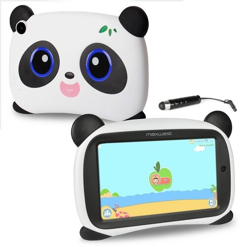 Maxwest Panda7 Wifi Tablet White-Blue