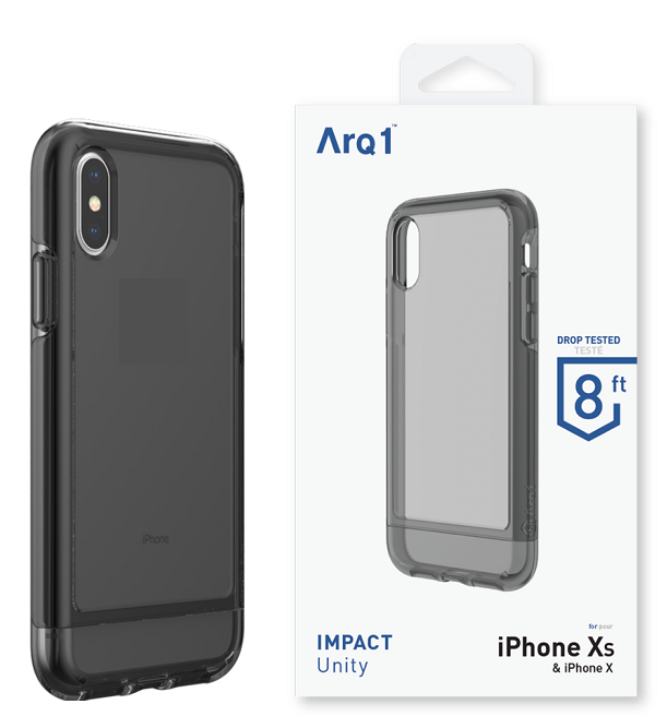 ARQ1 Unity for iPhone X/Xs Case - Smoke