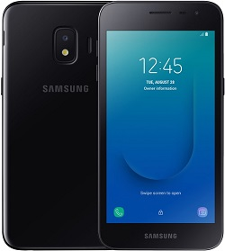 Samsung J2 Core J260T 16GB Black - New