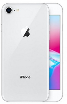 iPhone 8 256GB VZW Silver A Stock