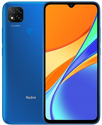 Xiaomi Redmi 9C 64GB Blue New