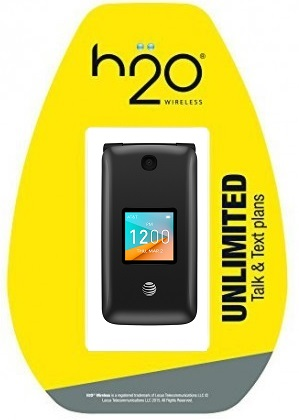 H2O Alcatel 40440 with $20 H2o Plan Included - New