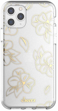 Cheerz Floral Case for iPhone11 Pro