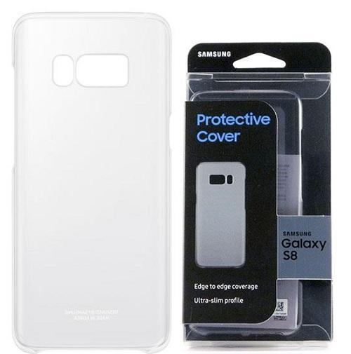 Samsung G950u S8 Case OEM - Silver