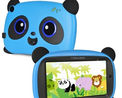 Maxwest Panda7 Wifi Tablet Blue