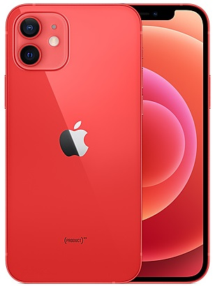 iPhone 12 5G 64GB Red A Stock
