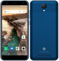 Maxwest Gravity 55GO 8GB Blue - New