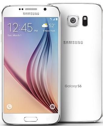 Samsung G920V 64GB Galaxy S6 - White