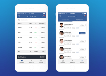 Paper Trader App