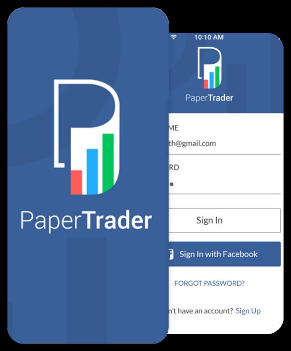PaperTrader App