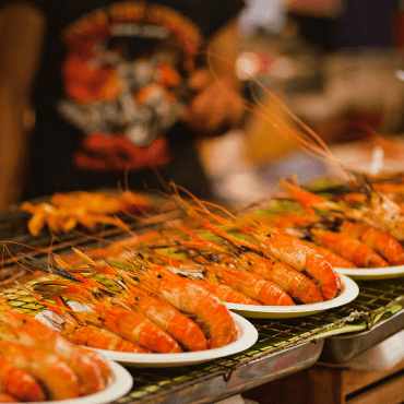 Seafood Product Preparation & Packaging
