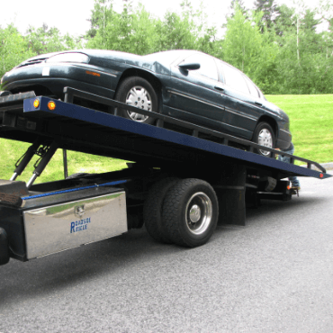 Tow Truck Roadside Assistance