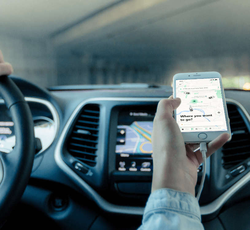 Taxi App Development - Cab Booking & Ride Sharing App Like Uber
