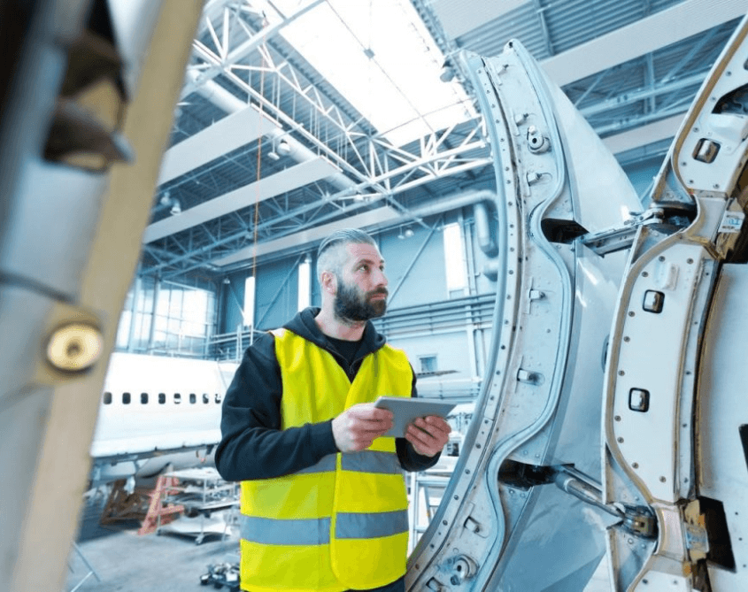 Inspection Software for MRO Service Providers