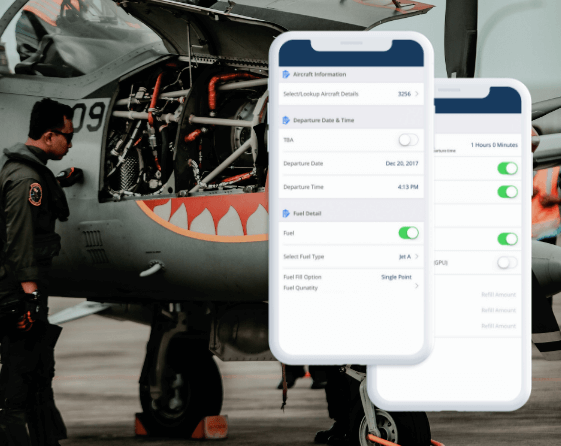 FBO Aviation Maintenance Software Solution
