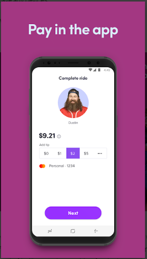 build a cab booking app