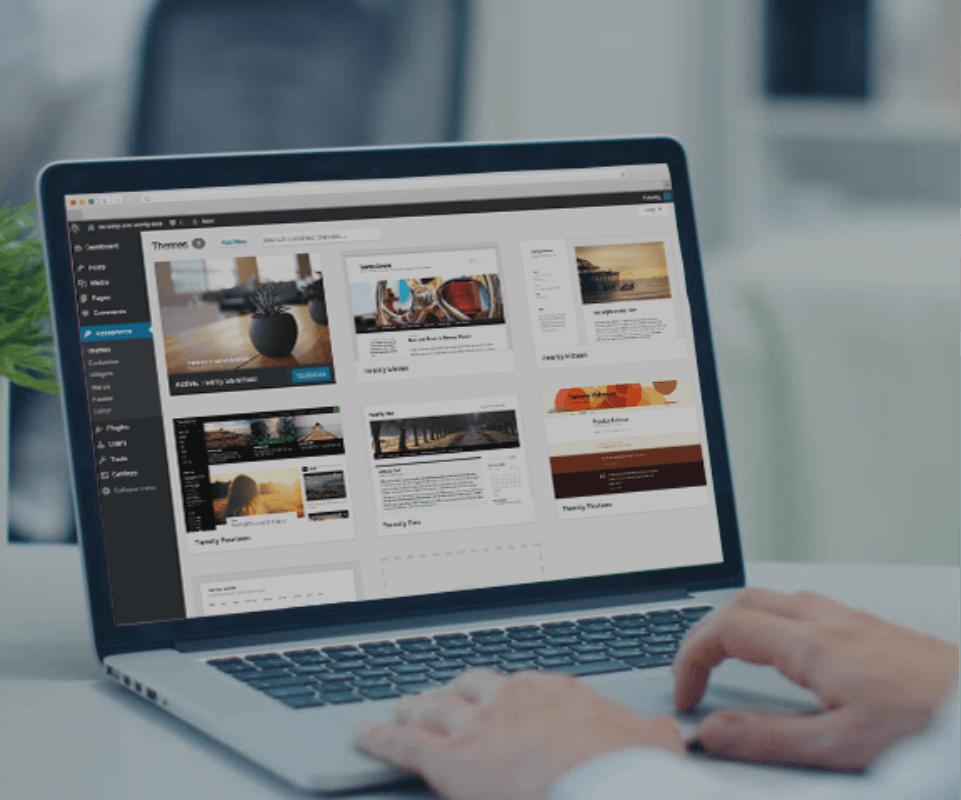 WordPress Web Design and Development